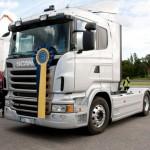 Camion ganador jovenes conductores de Europa