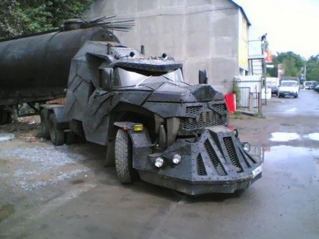 Camion de Mad Max