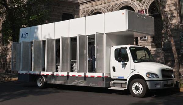 Camion biblioteca A47