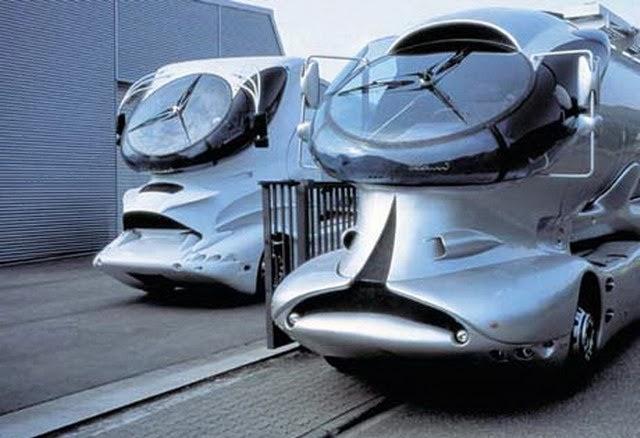 Camiones Futuristas