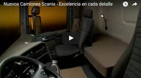 Nuevos Camiones Scania