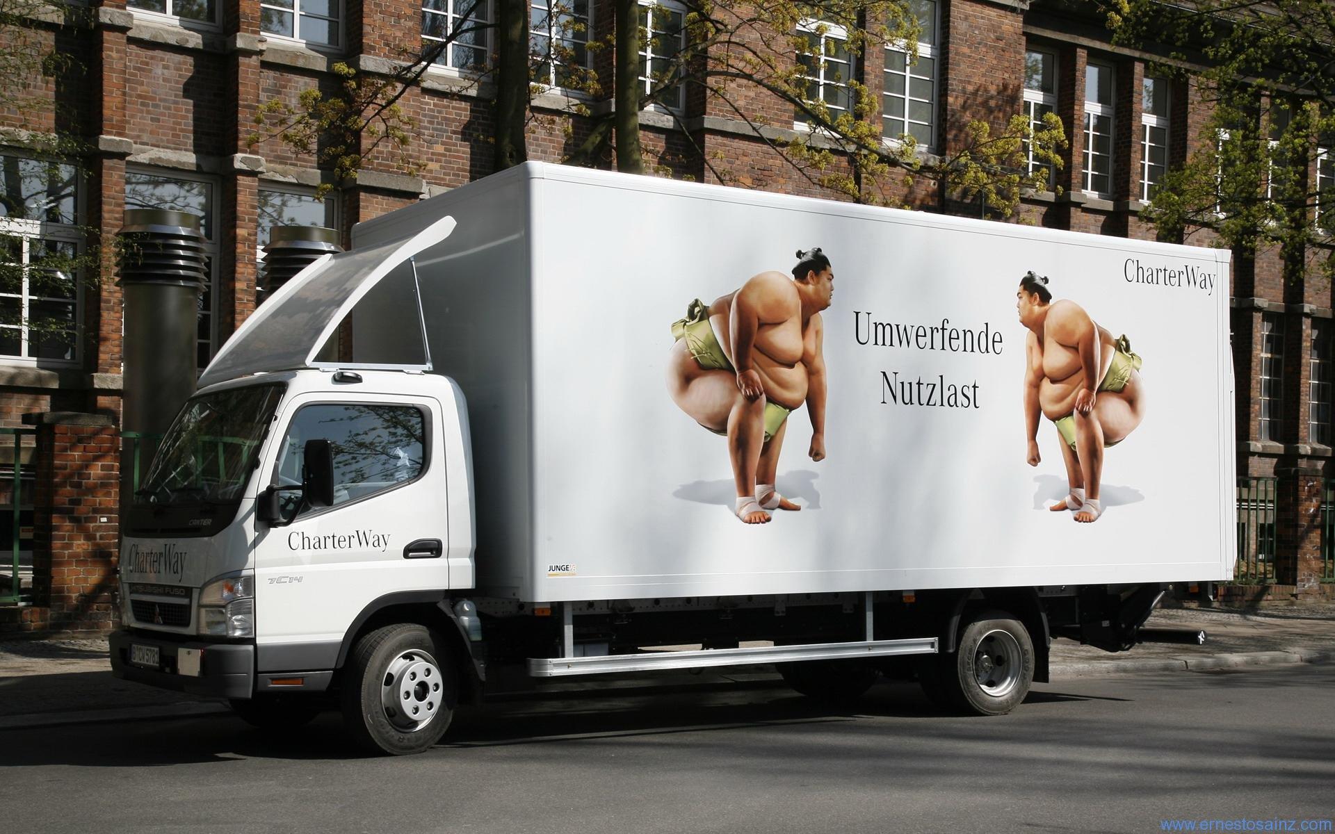 Camion Zumo