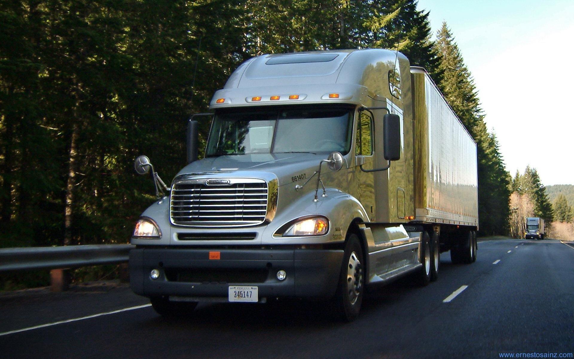 Camiones Cascadia