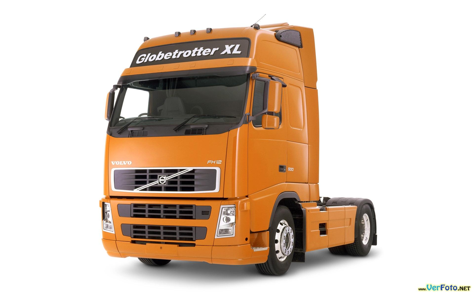 Volvo FH12 naranja