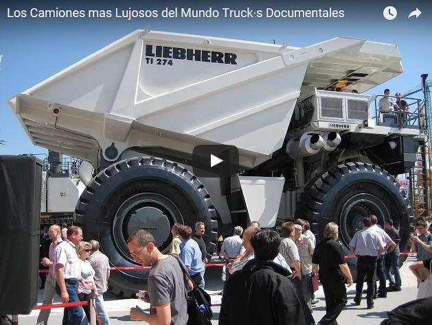 Los Camiones mas Lujosos del Mundo Trucks