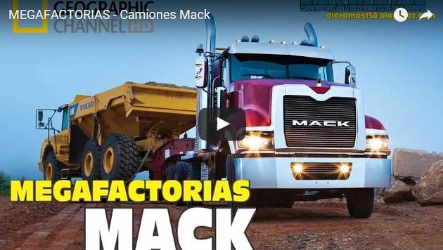 MEGAFACTORIAS Camiones Mack