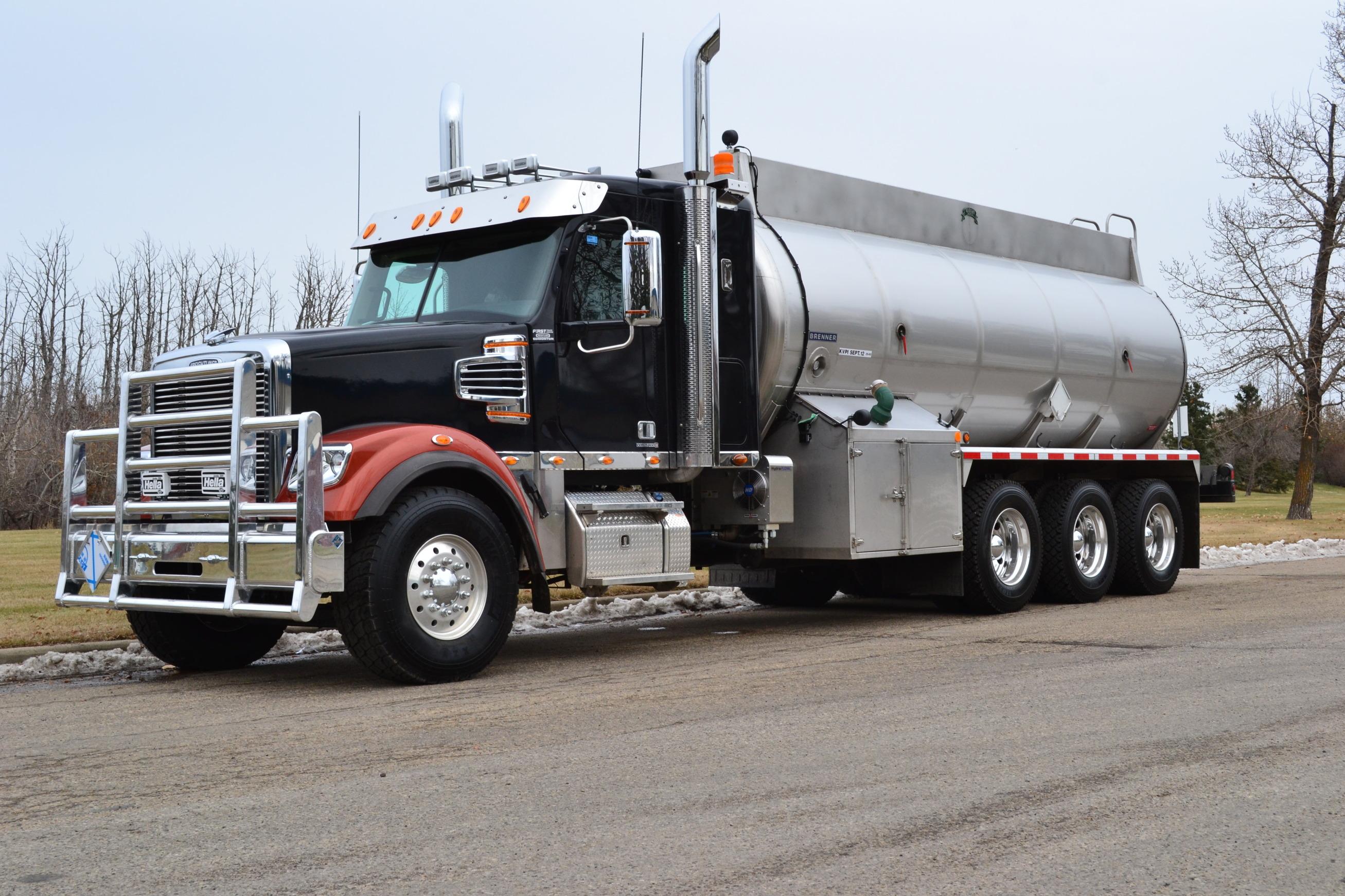 FreightLiner cisterna