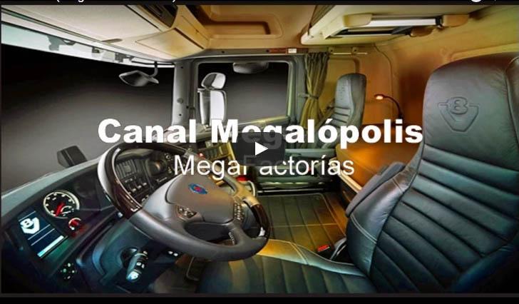 Suecia Megafábrica Scania