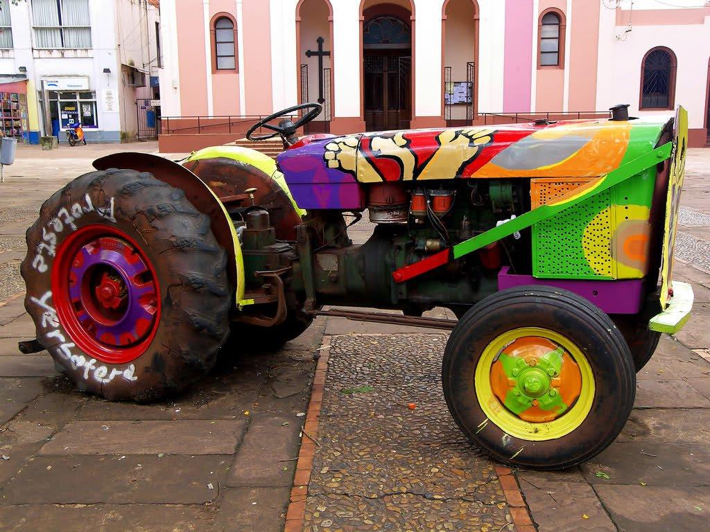 Tractores tuneados