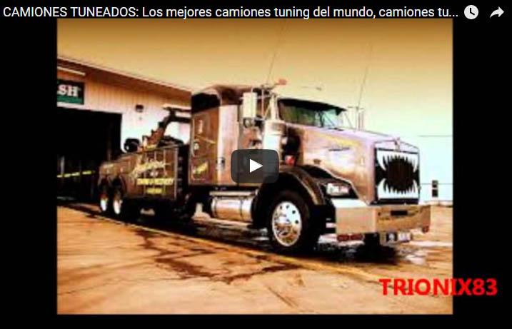Los mejores camiones tuning del mundo