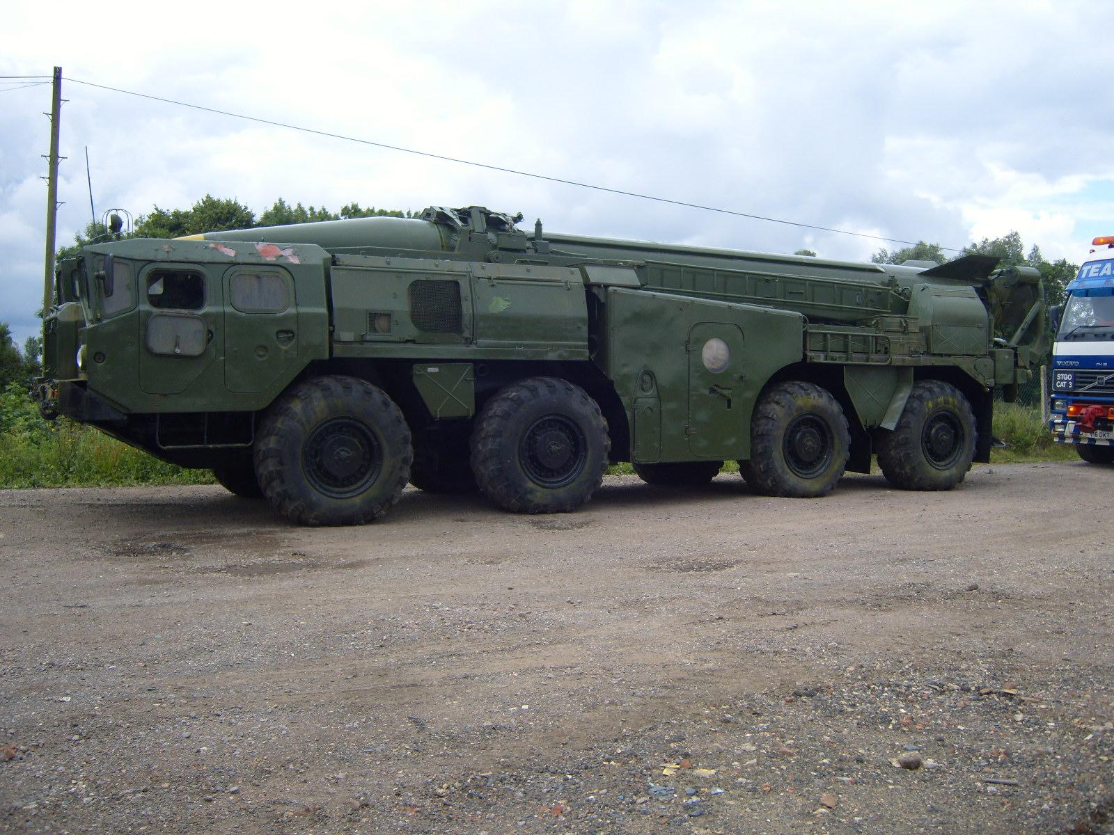 Camion militar ScudB