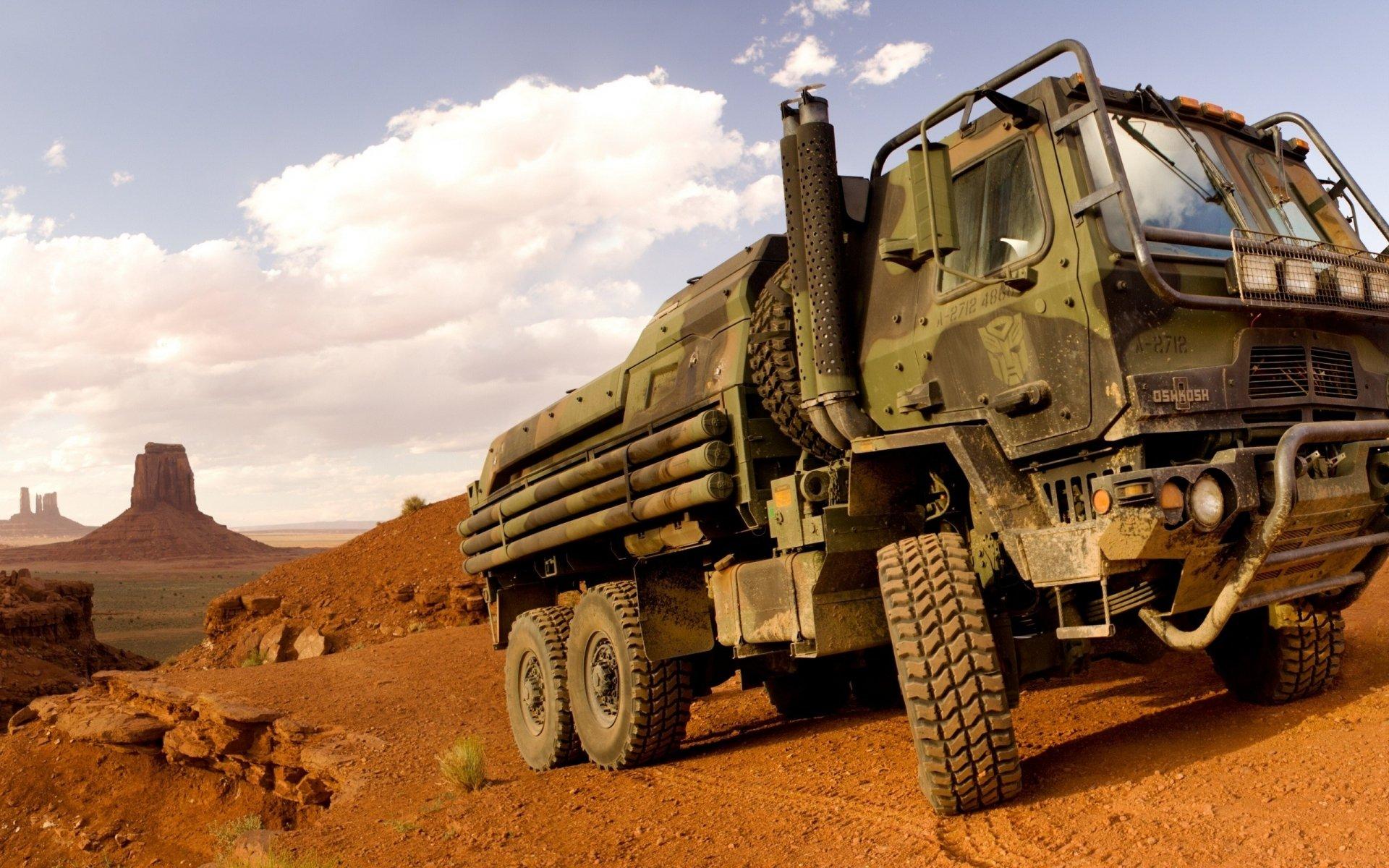 Wallpaper camion militar