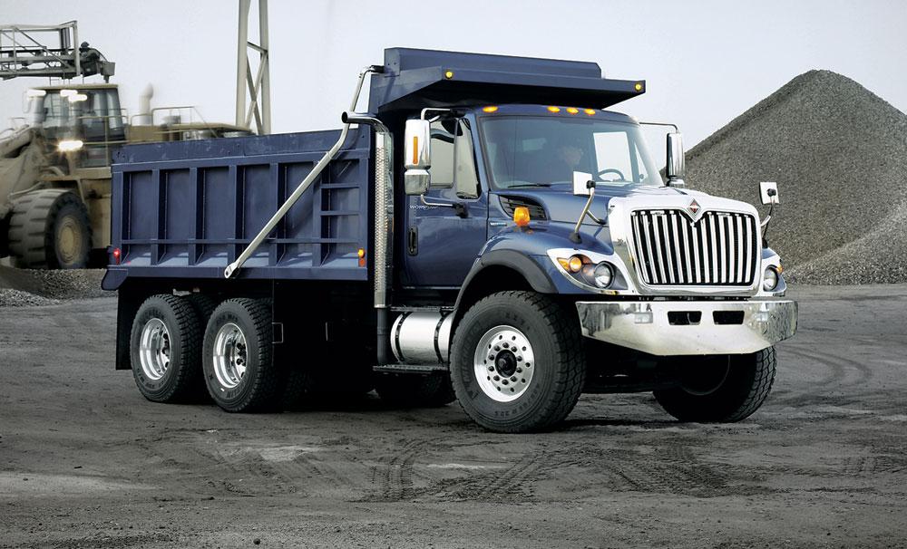 Camion WorkStar de carga