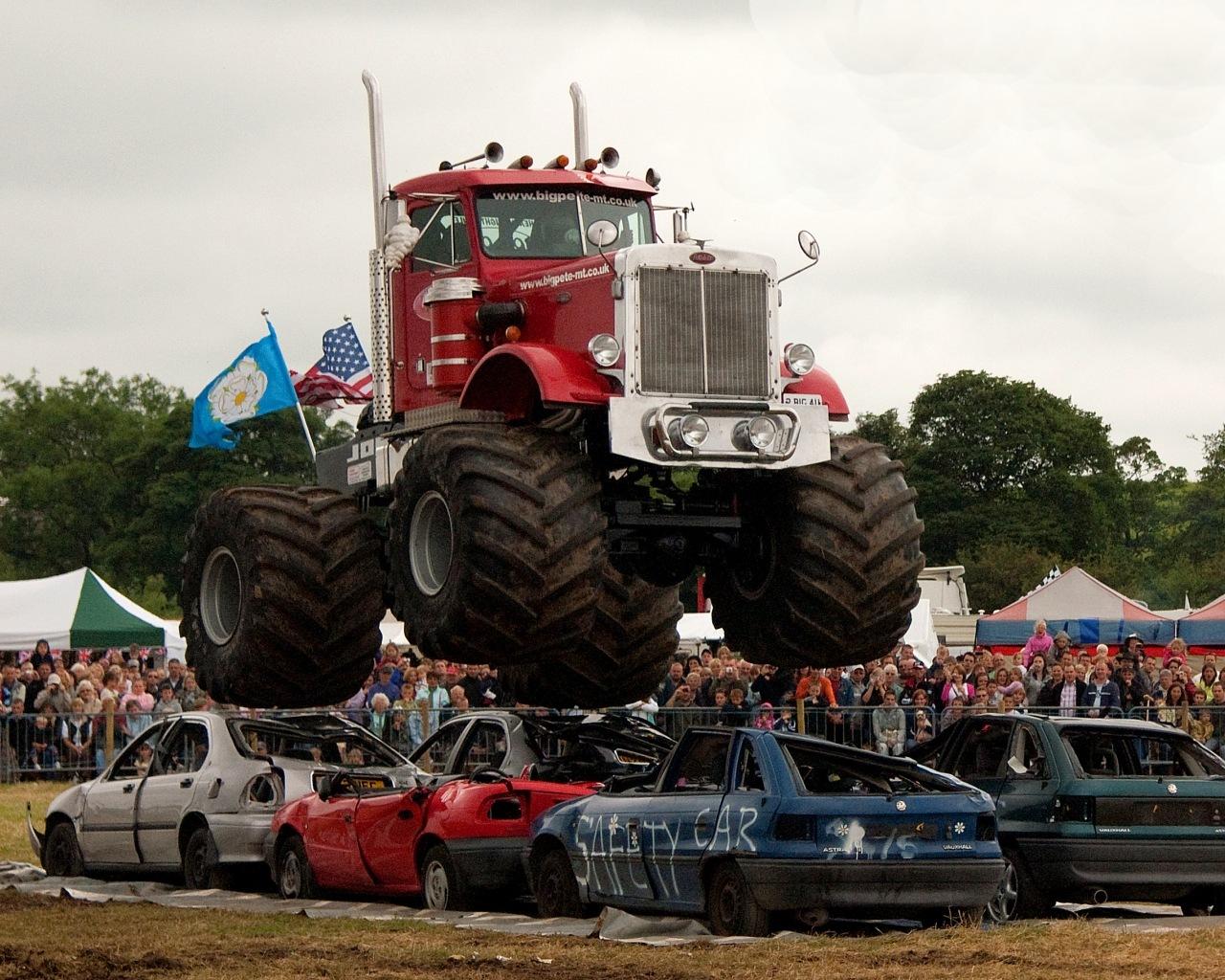 Monster Truck Big Pete