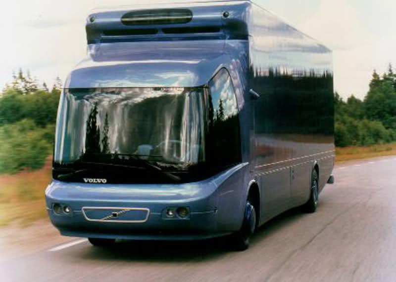 Camion futurista Volvo