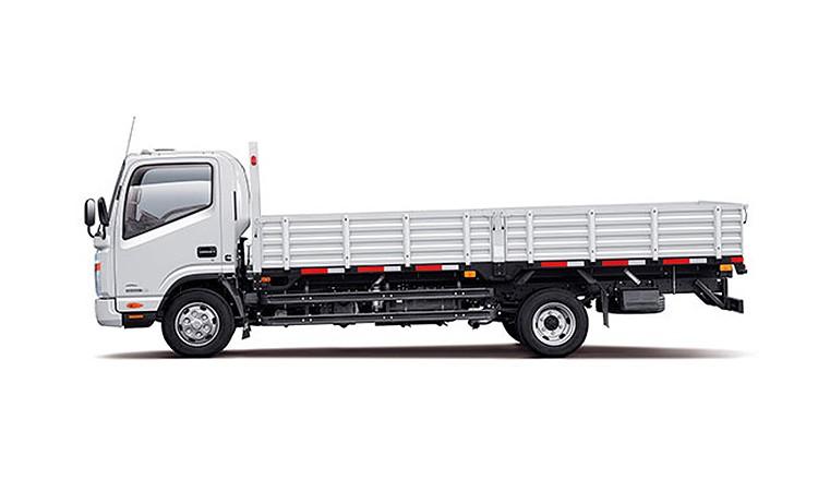 Camion Jac de carga