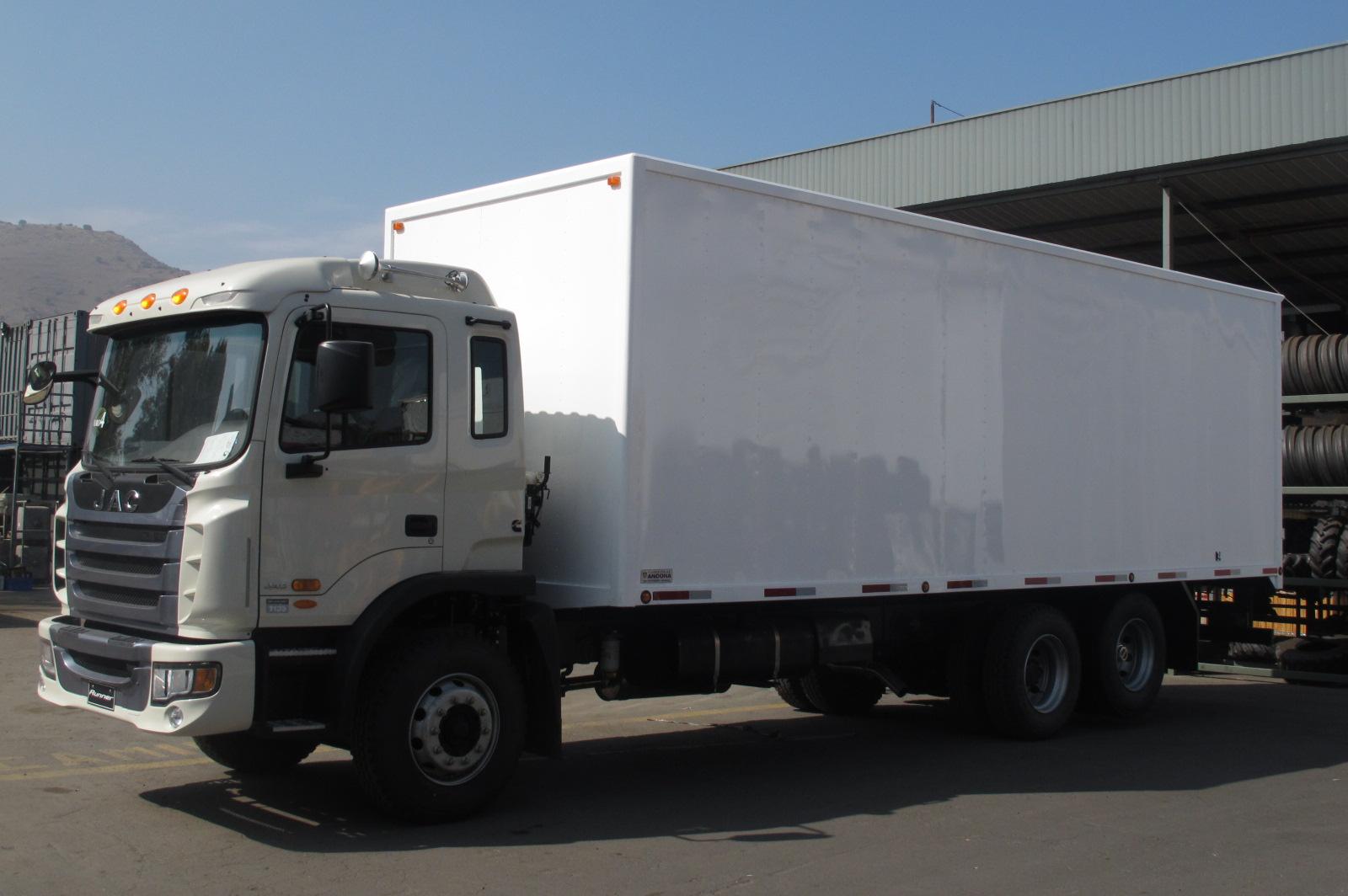Camion Jac de Transporte