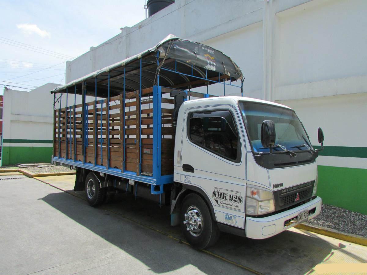 Camiones Mitsubishi Fuso