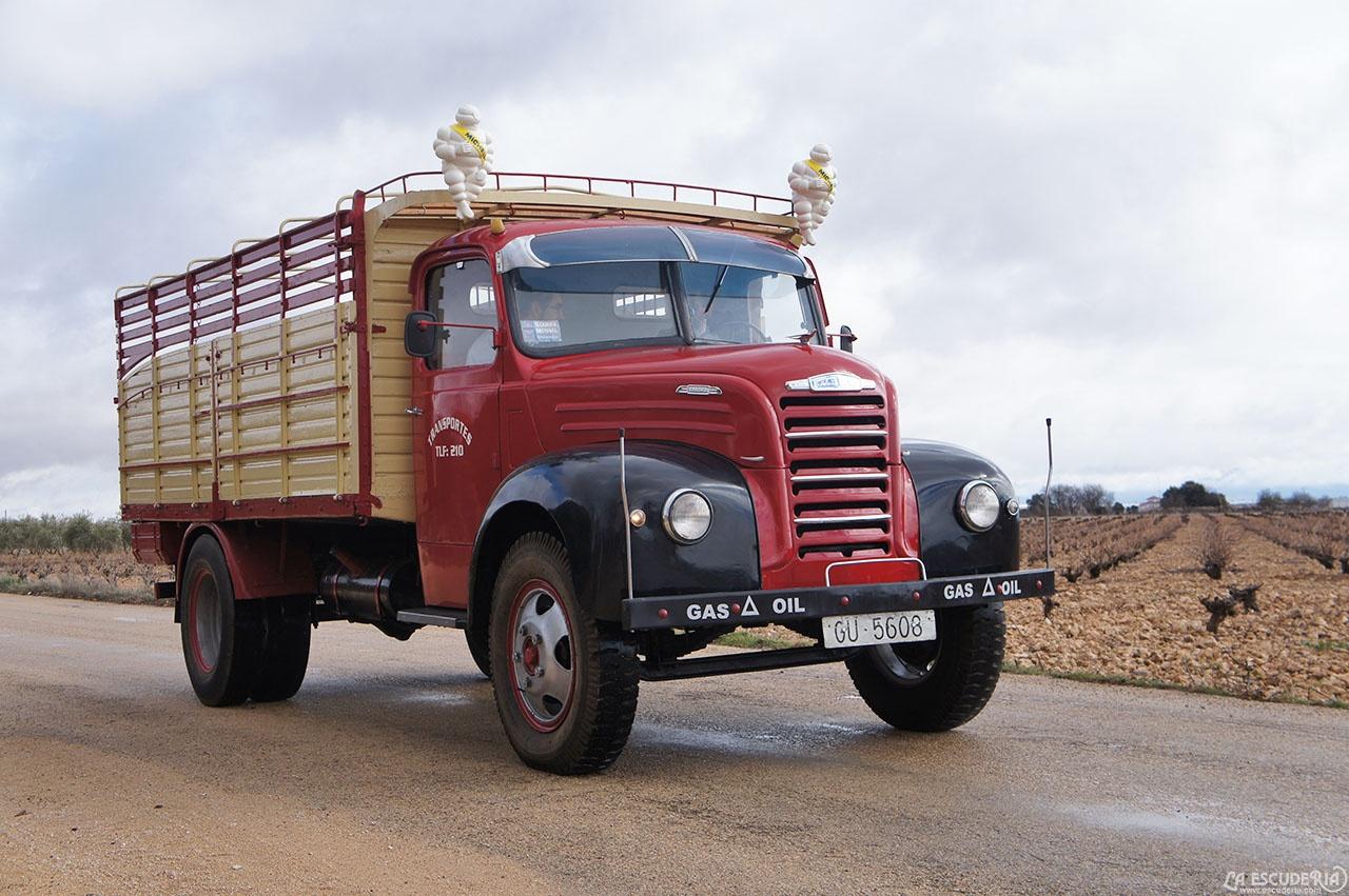 Camion Ebro A12 1280