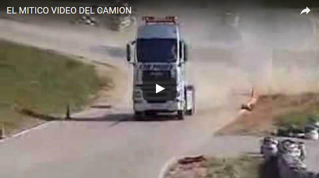 El mitico video del camion
