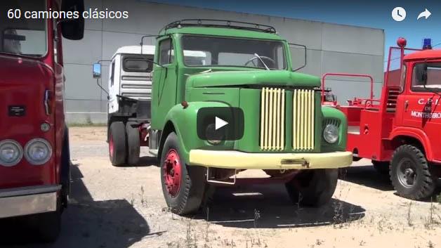 60 camiones clásicos