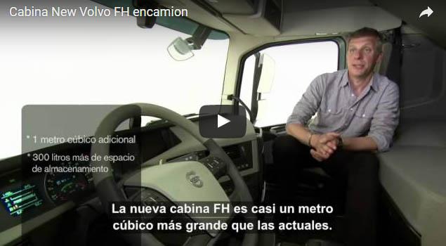 Cabina New Volvo FH
