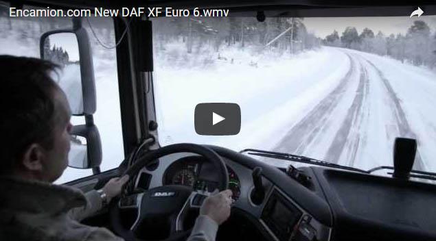 DAF XF Euro 6 wmv