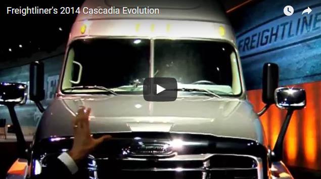 Freightliner 2014 Cascadia Evolution