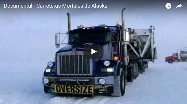 Carreteras Mortales de Alaska