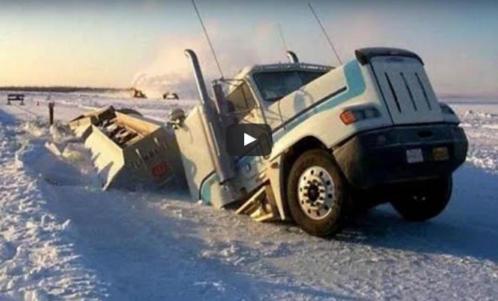 Accidentes de camiones pesados