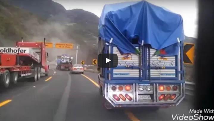 Camiones sin frenos
