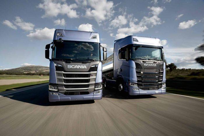 Camiones Scania 2017
