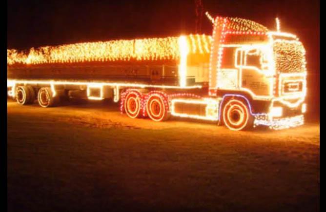 Video de Fotos de Camiones