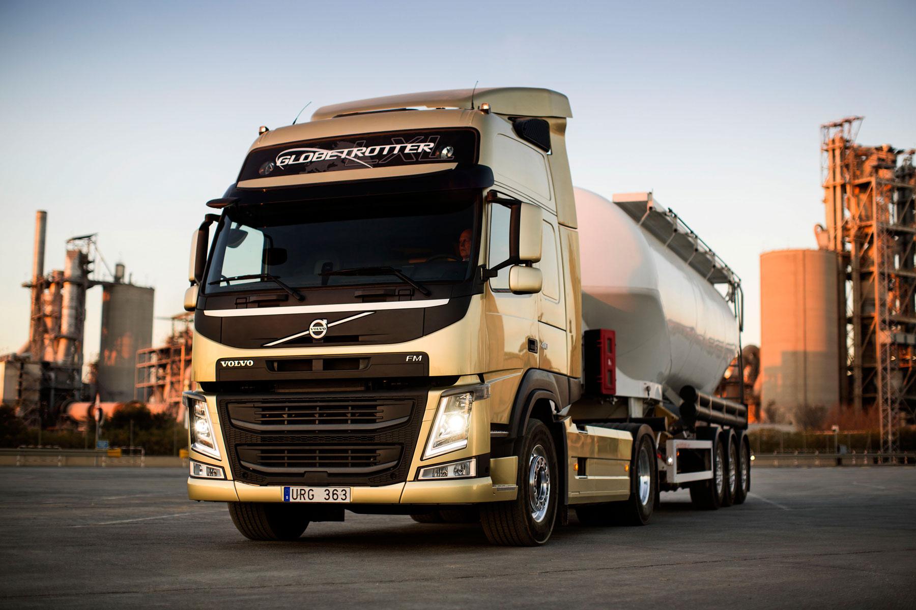 Nuevo Camion Volvo FM