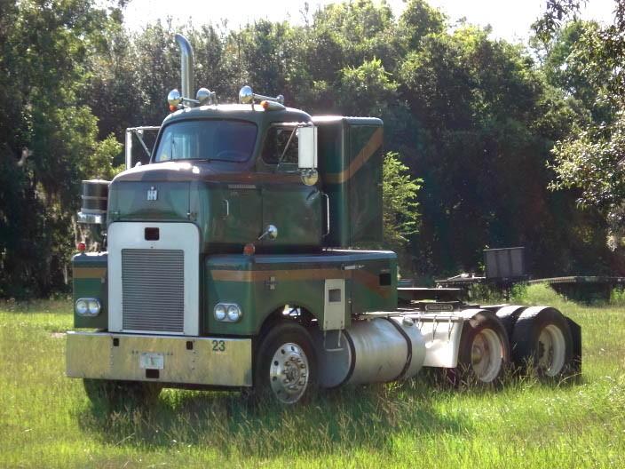 Camion Raro Verde