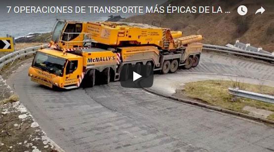 7 Operaciones de Transporte mas Epicas de la Historia