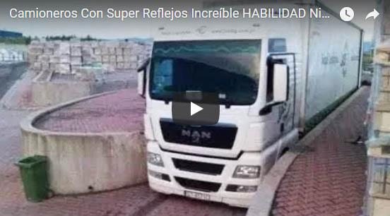 Camioneros con Super Reflejos Increíble HABILIDAD Nivel Dios