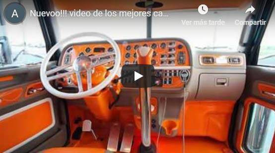 Nuevo video de los mejores Camiones Tuning del Mundo