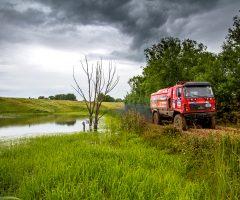 Camion Dakar MAZ 5309RR