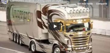Camiones Scania Tuning